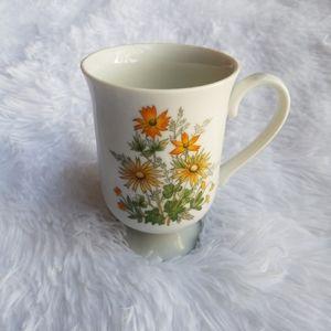 Vintage Wildflower Mug